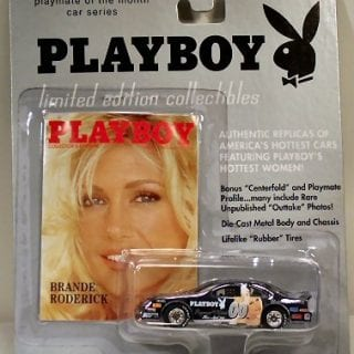 Brande Roderick playboy diecast car