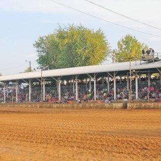 Brownstown Speedway Results - Lucas Oil Late Model Dirt Series - September 22, 2017
