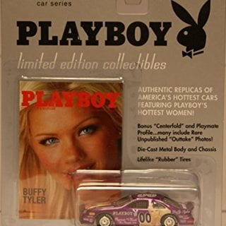 Buffy Tyler playboy diecast car