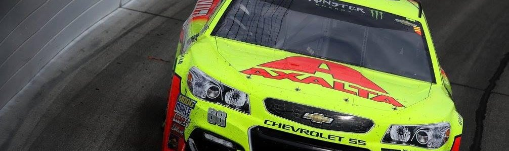 """Dale Earnhardt Jr: """"I see Ford's and Toyota's up there in the top 10"""""""