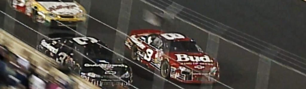 Dale Earnhardt Jr had to go