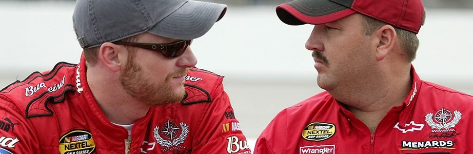 Dale Earnhardt Jr reflects on Tony Eury Jr