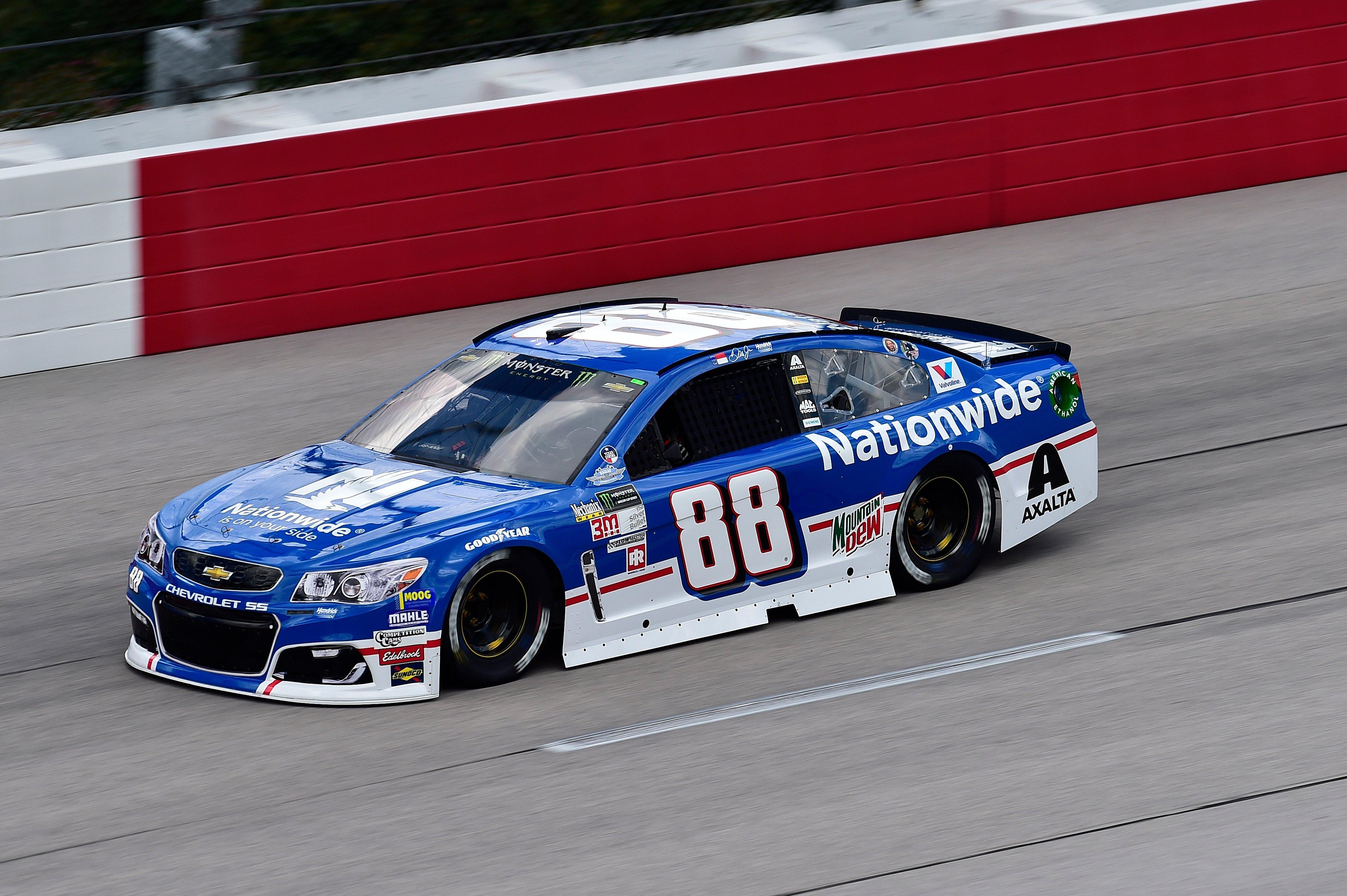 Dale Earnhardt Jr final season