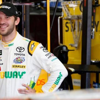Daniel Suarez Subway NASCAR sponsorship terminated early