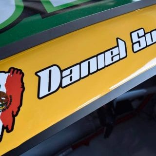 Daniel Suarez comments on Subway sponsorship