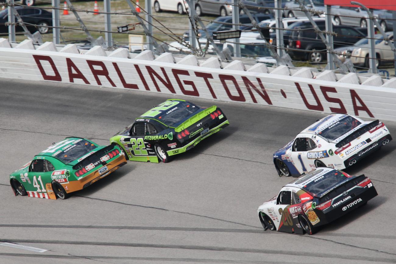 Encumbered win NASCAR