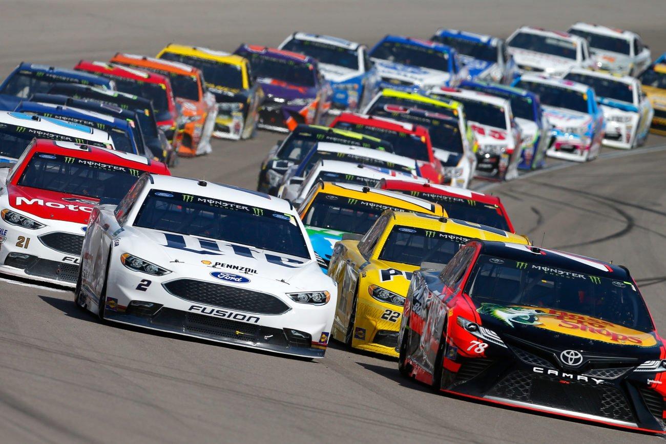 "Executive VP- ""NASCAR is a sport"""