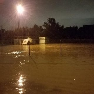 Fairgrounds Speedway Nashville Flood Photo
