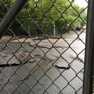 Fairgrounds Speedway Nashville Flood Repair