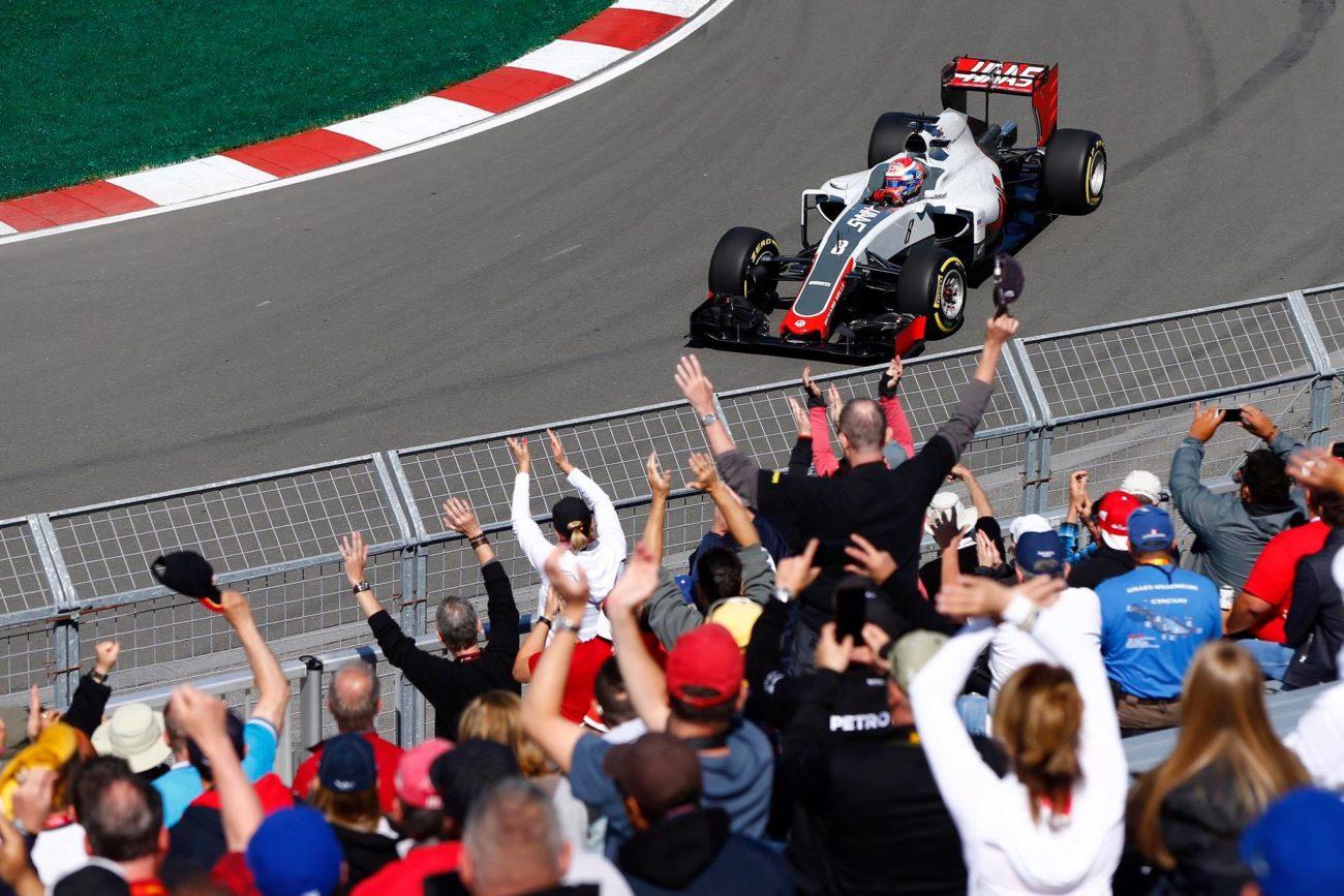 Gene Haas talks F1 gap