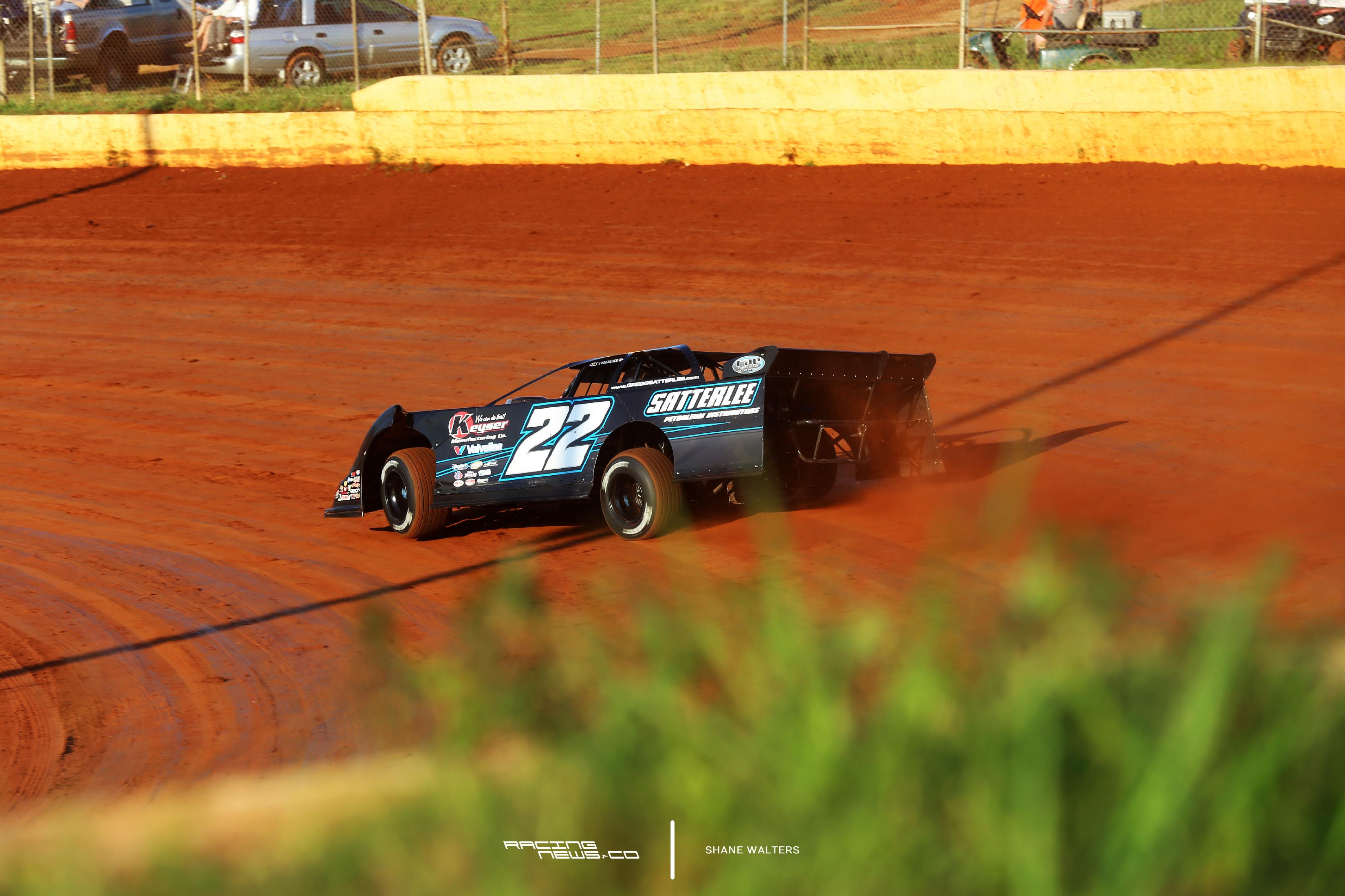 Gregg Satterlee at Smoky Mountain Speedway 7257