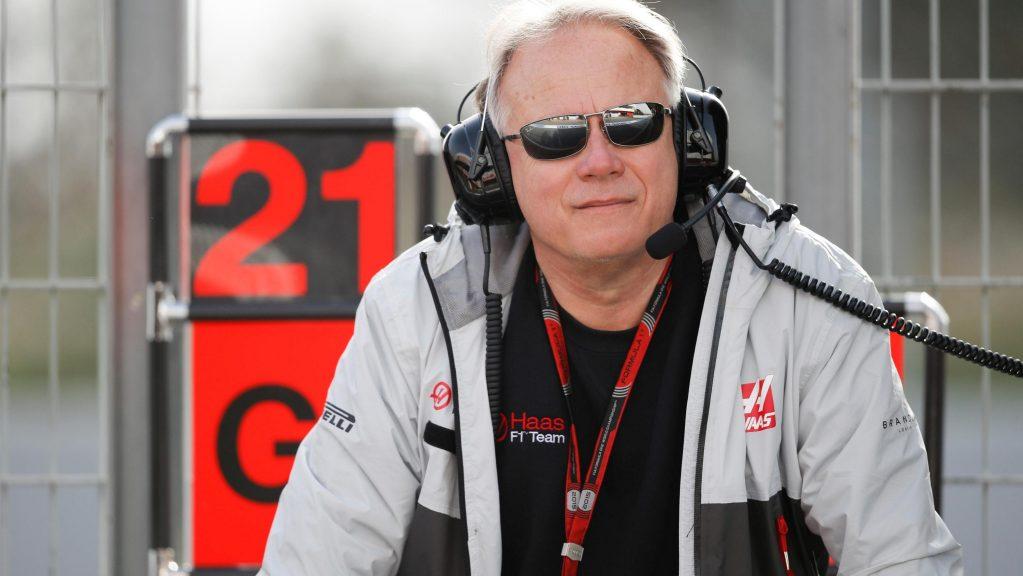 Haas F1 Team owner Gene Haas