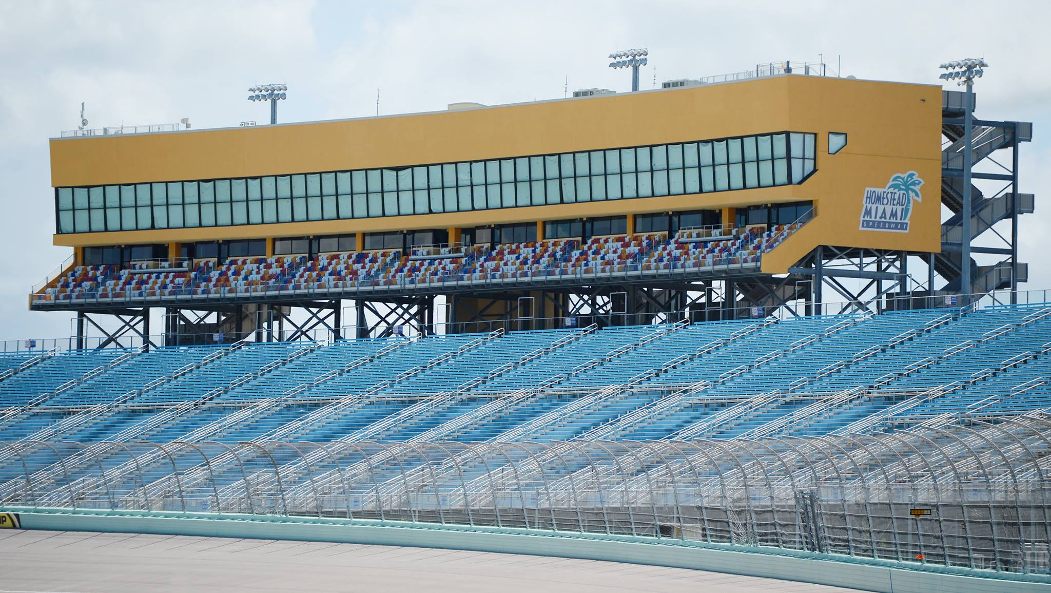 Homestead-Miami Speedway Hurricane Irma
