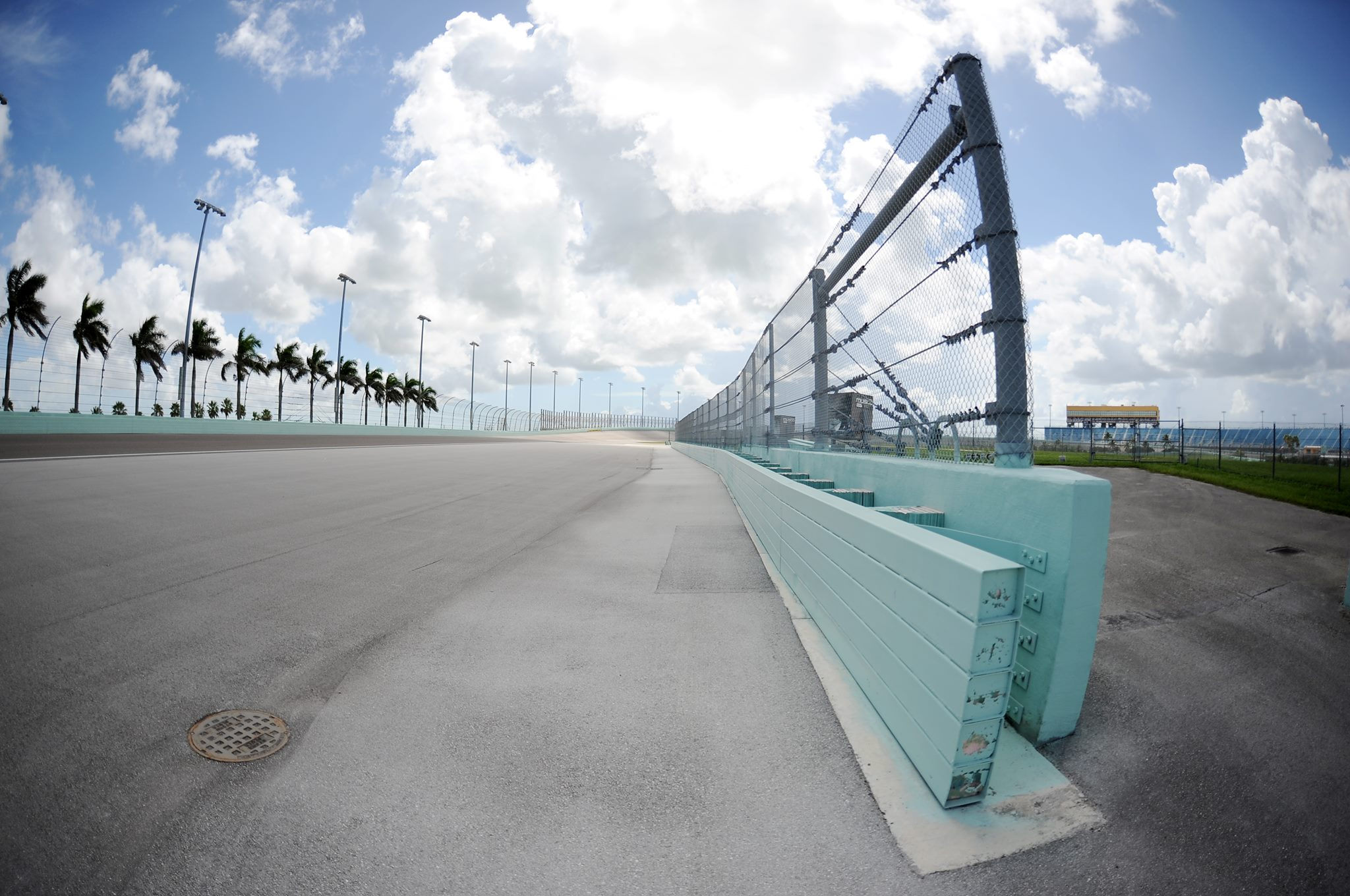 Homestead-Miami Speedway Hurricane Irma path