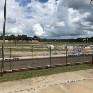 Hurricane Irma - Volusia Speedway Park