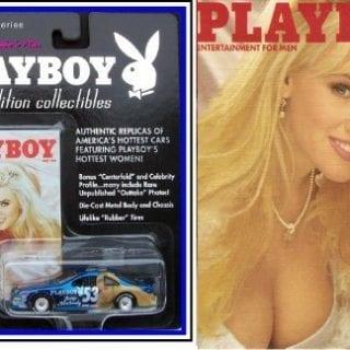 Jenny McCarthy playboy diecast car