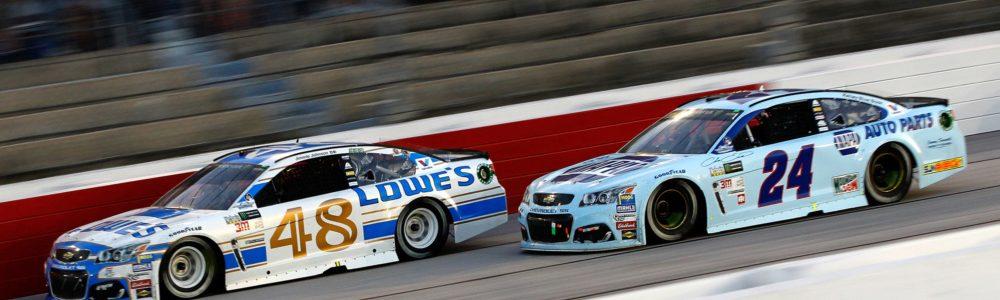 NASCAR drivers launch Hurricane Harvey Fund