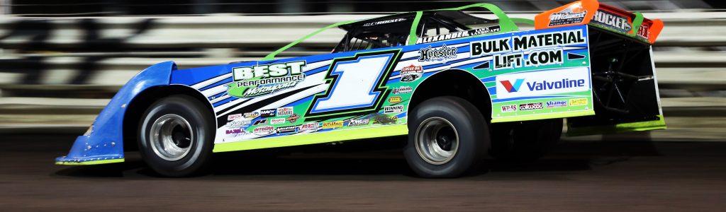Lucas Oil Late Model Dirt Series Honors Season Champs