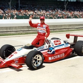 KEVIN COGAN 1988 Indianapolis 500 Playboy Racecar