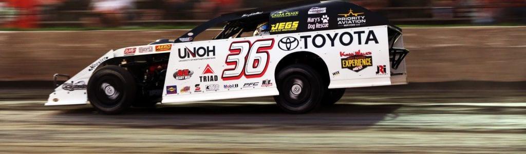 Kenny Wallace talks love of dirt racing