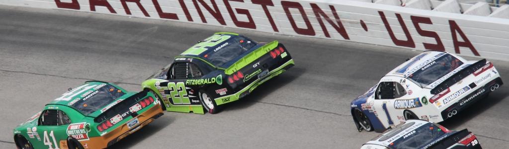 Darlington Starting Lineup: May 19, 2020 (NASCAR Xfinity Series)