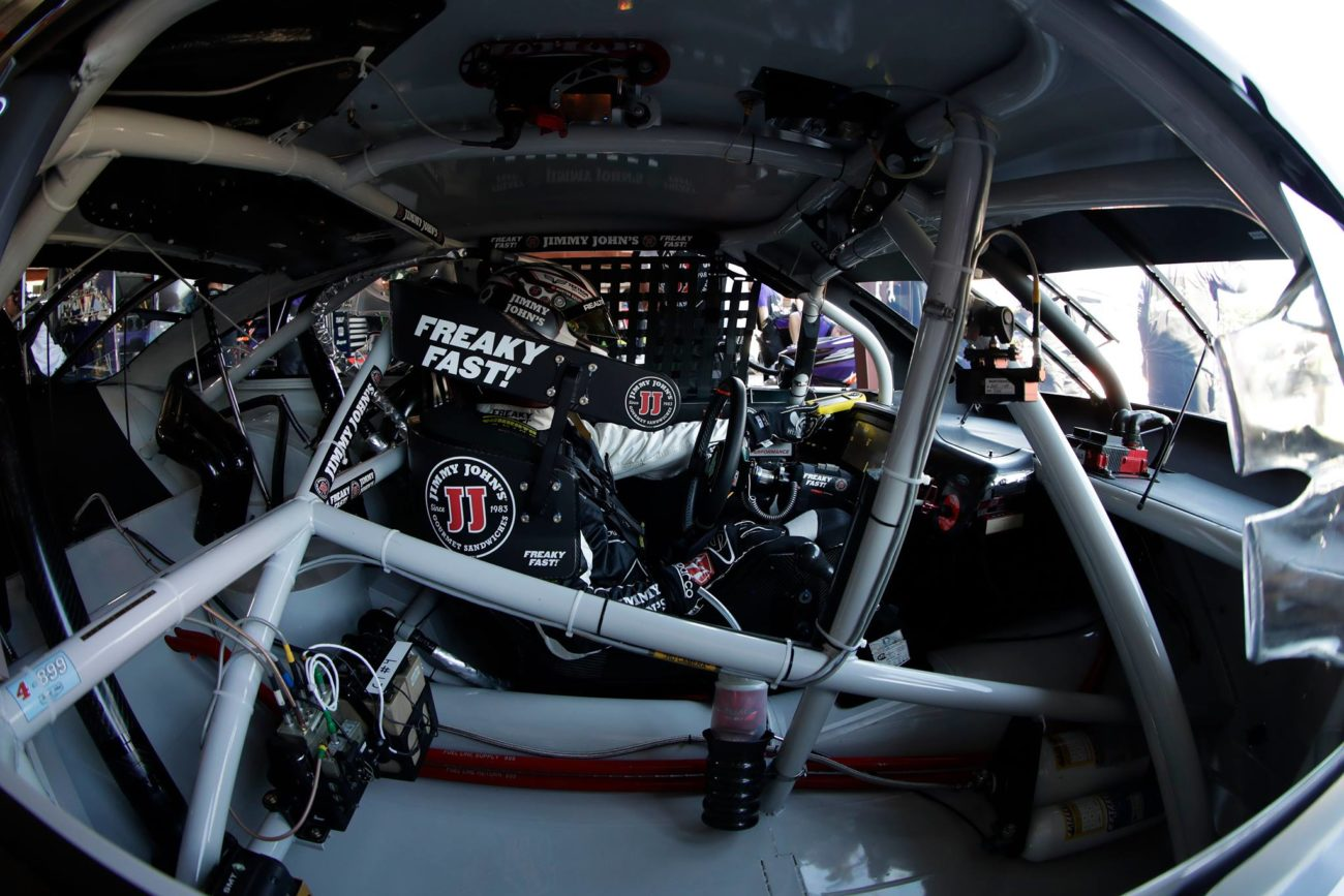 Kevin Harvick comments on NASCAR Safety Team - AMR