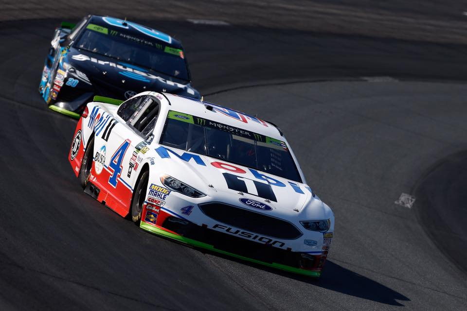 Kevin Harvick on NASCAR penalties and pre-race tech