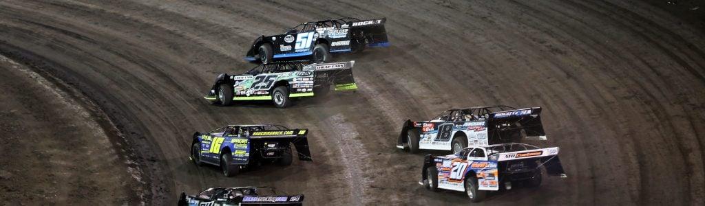 Jason Feger discusses Knoxville Raceway track prep