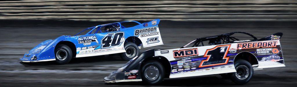 Kyle Bronson 2018 plans: Lucas Oil Late Model Dirt Series