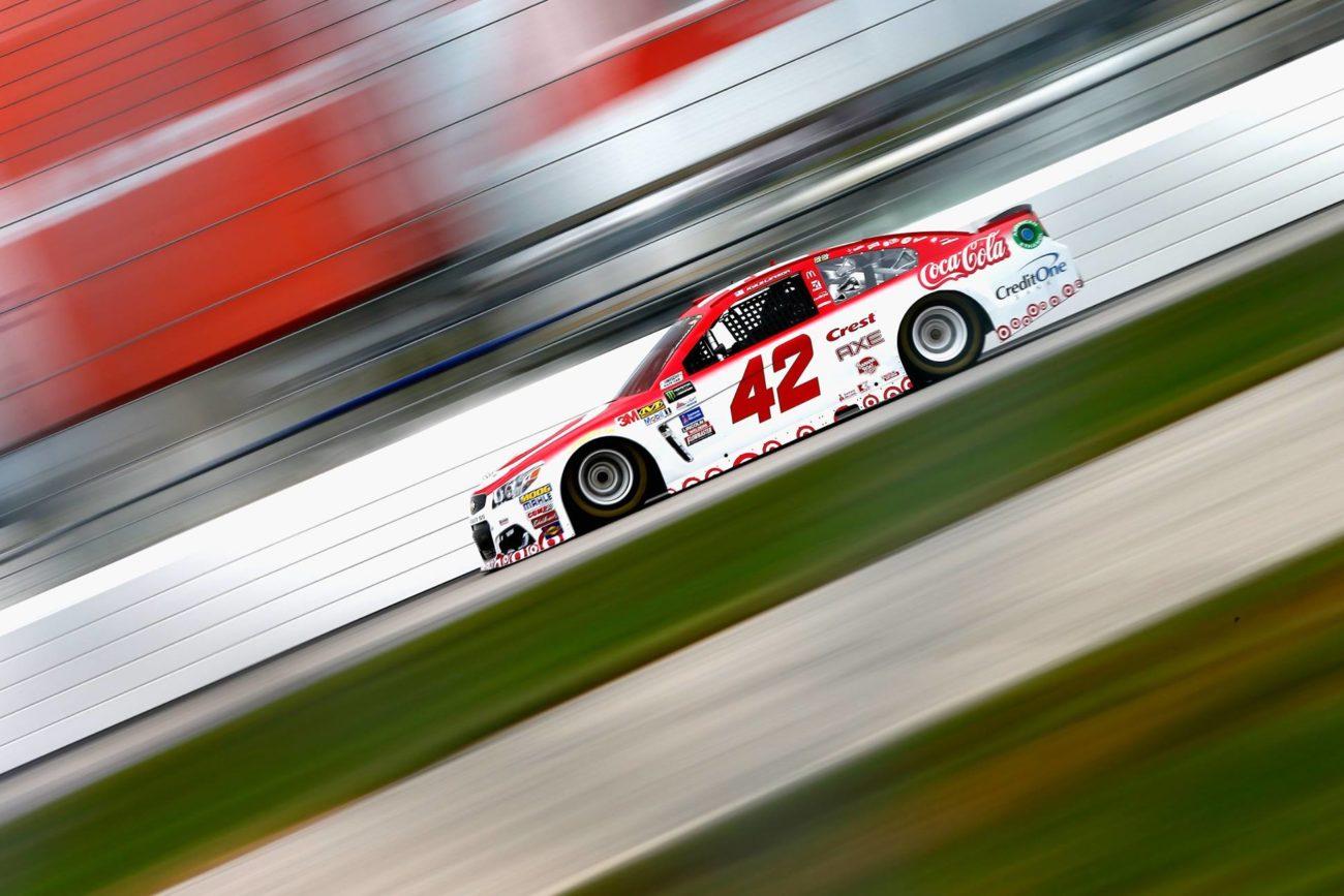 Kyle Larson talks dirt racing