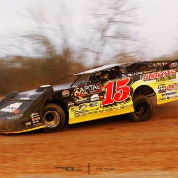 Local dirt track promoters scheduling