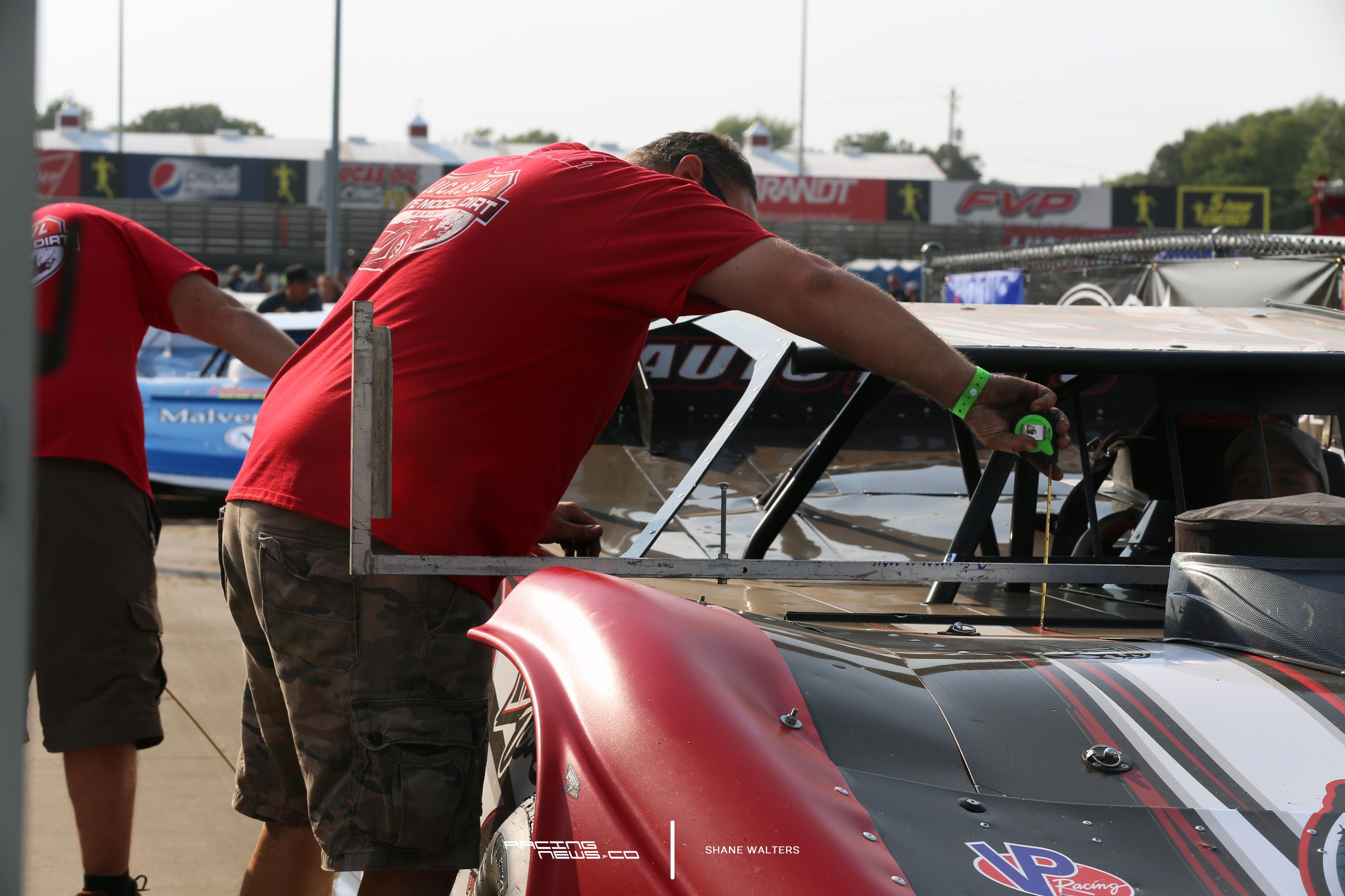 Lucas Oil Late Model Dirt Series Rules 5098