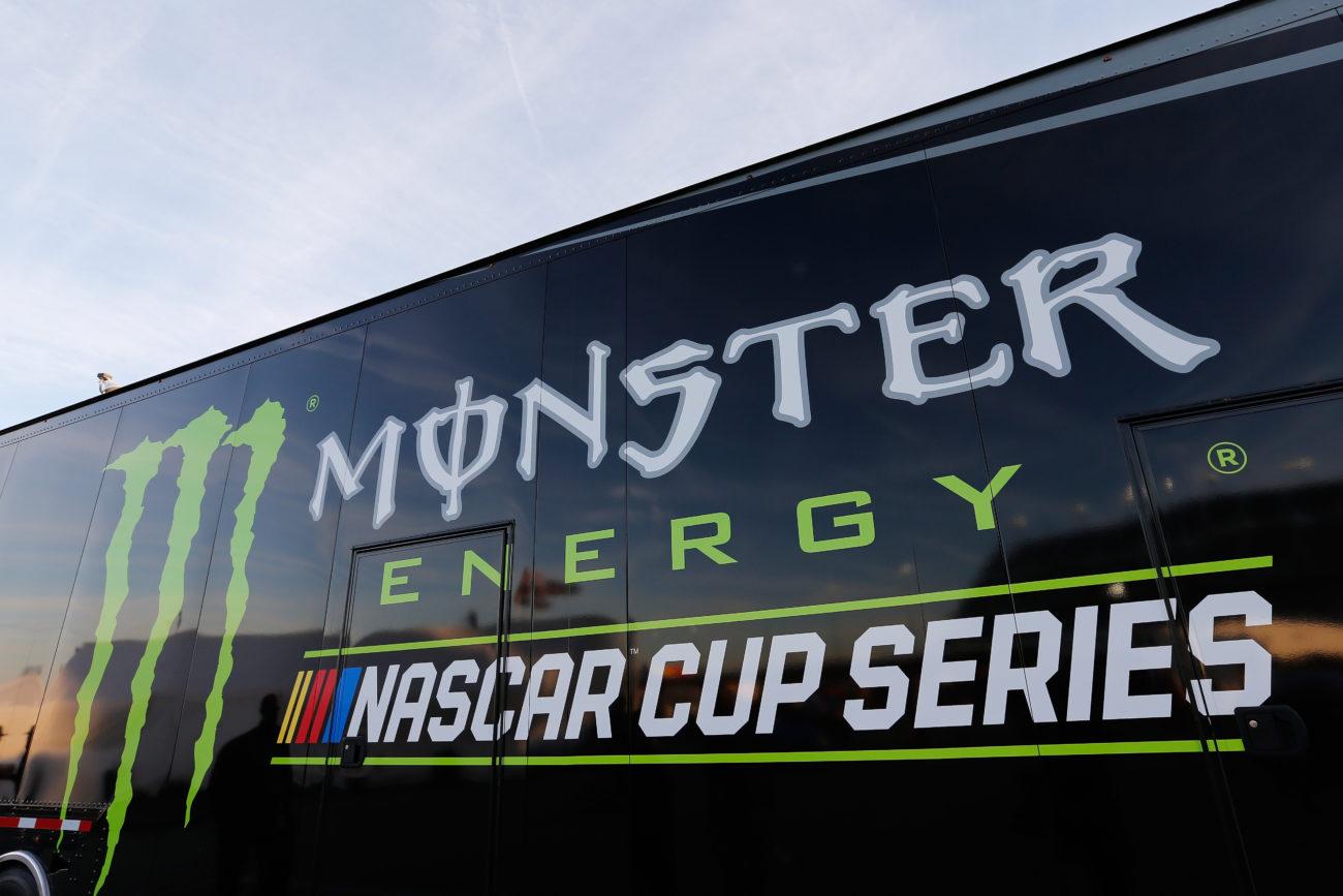 Monster Energy NASCAR Cup Series trailer