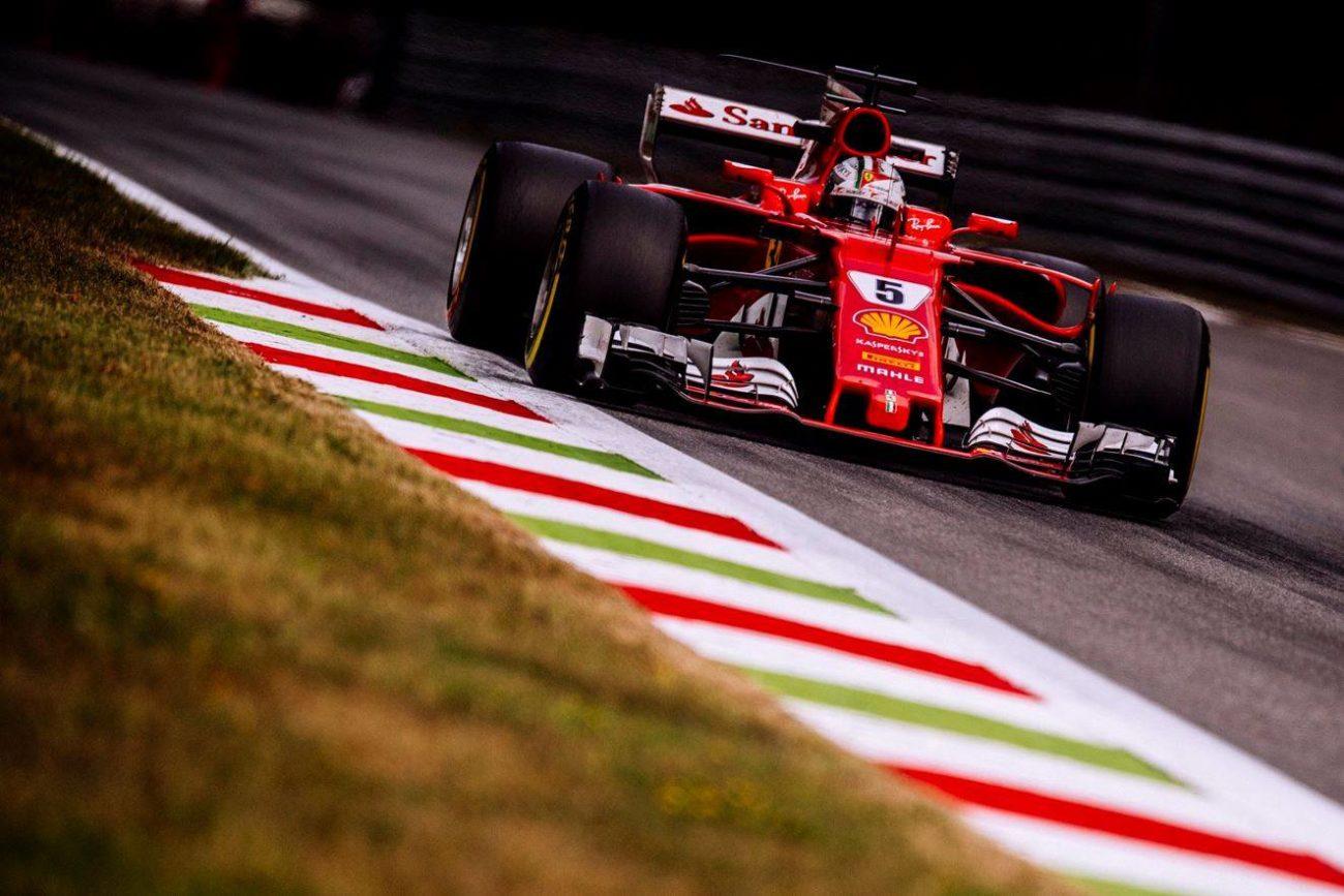 Monza F1 Upgrades