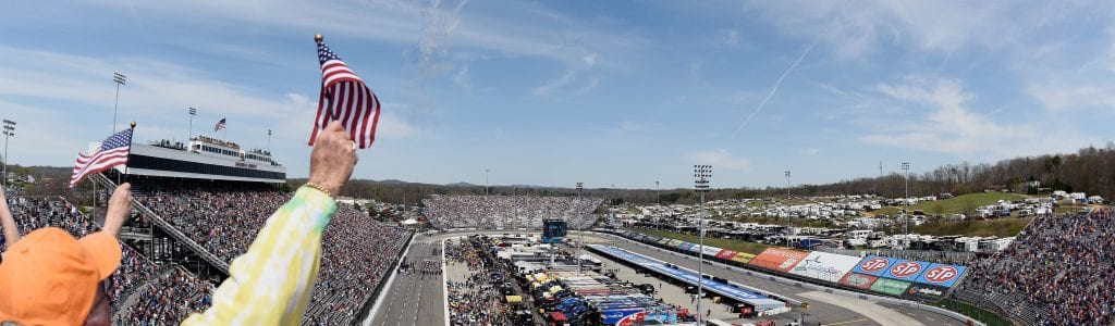 "Executive VP: ""NASCAR is a sport"""