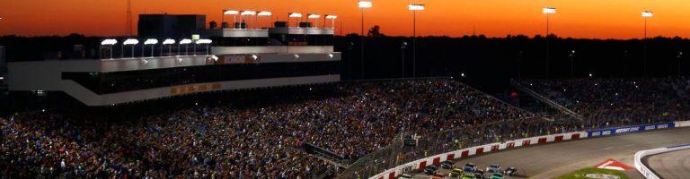 Rowdy Burns will drive the pace car at Richmond Raceway