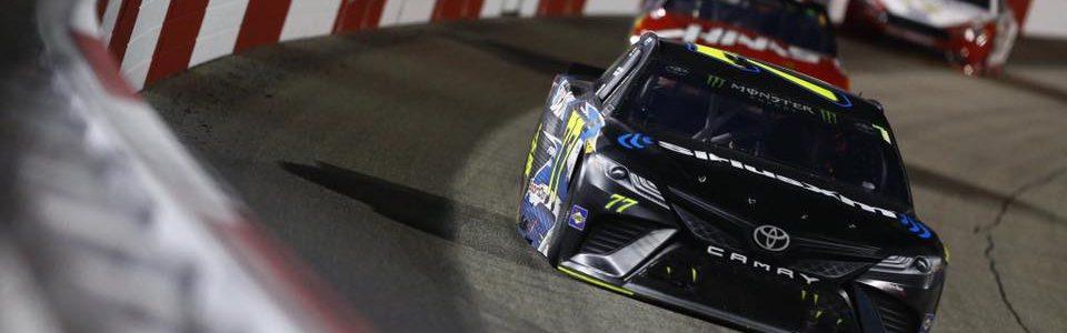 NASCAR Richmond Penalties
