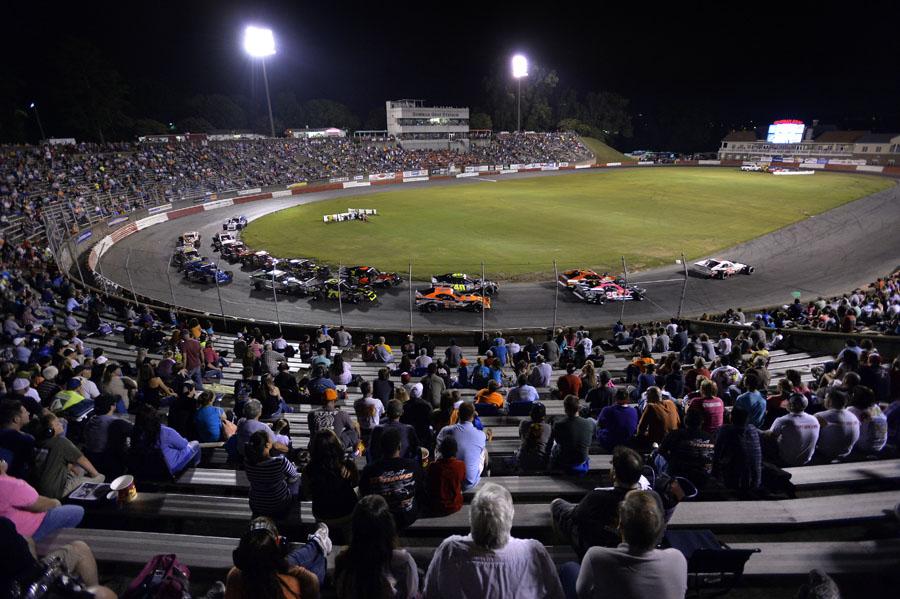 NASCAR grassroots racing