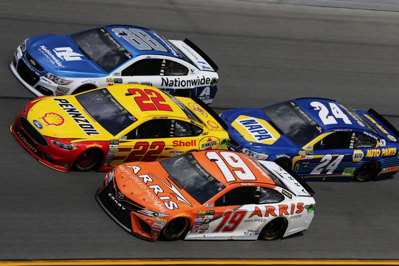 NASCAR lost ambulance drivers