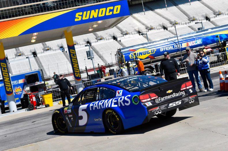 NASCAR sponsorship cost