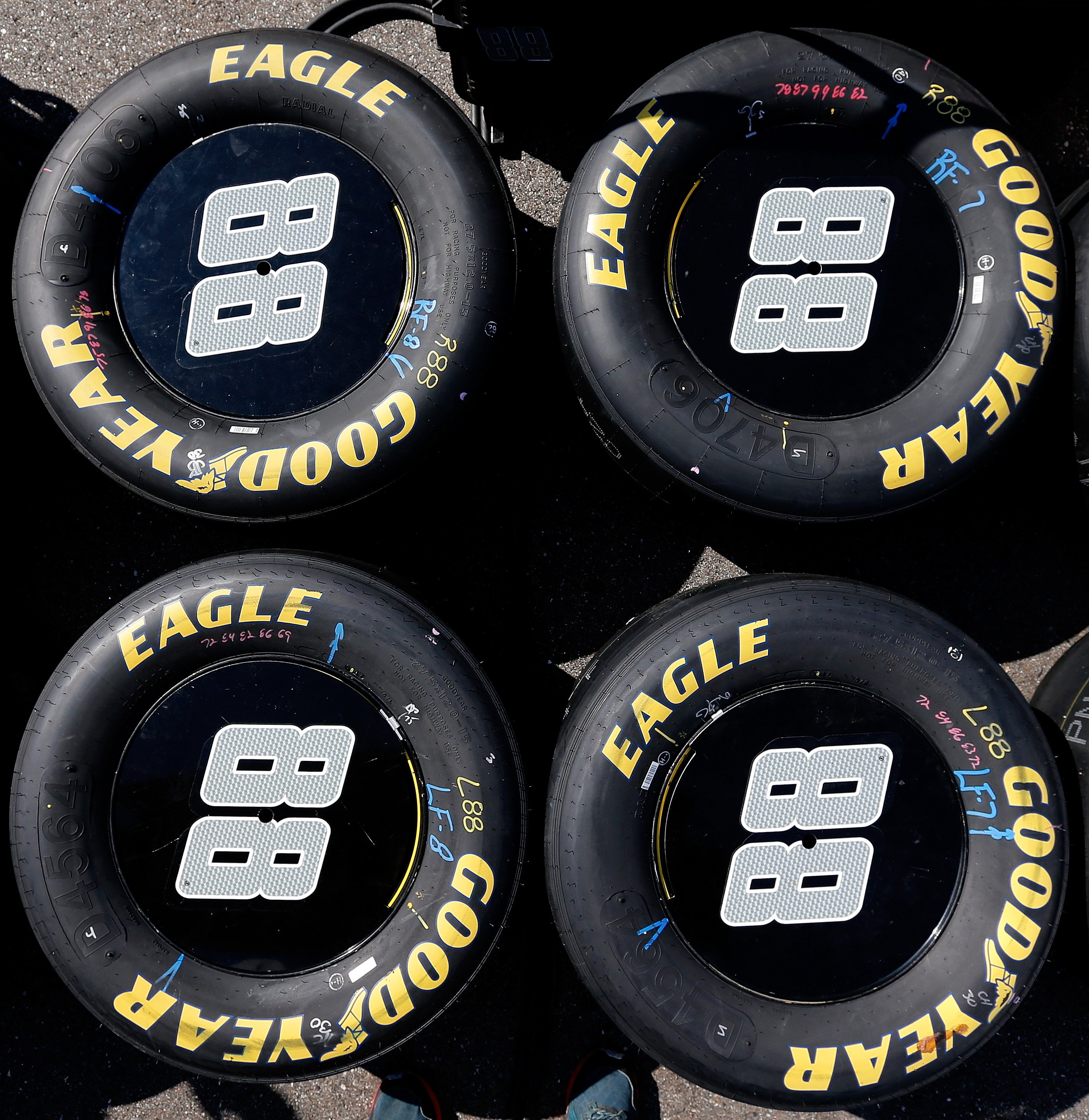 New Goodyear tires for Dover - Racing News