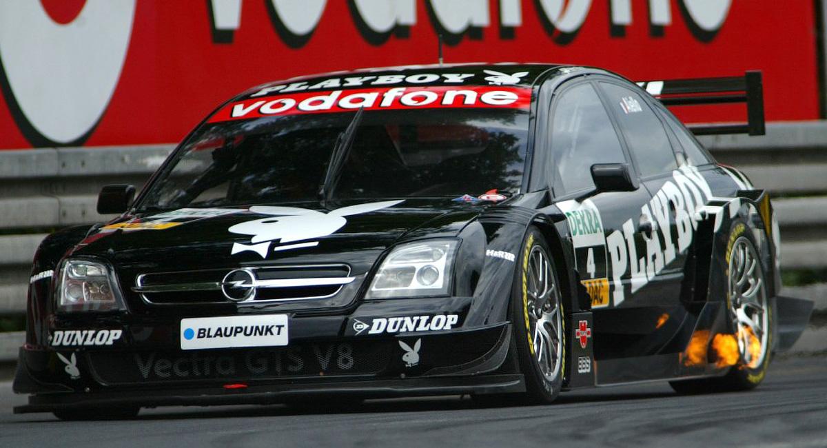 Opel Vectra GTS V8 DTM - 2004 DTM