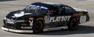 NASCAR Playboy Racecar