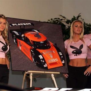 Playboy Racecar - Rolex 24 - 2006
