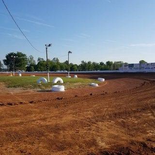 Richmond Raceway Dirt Track