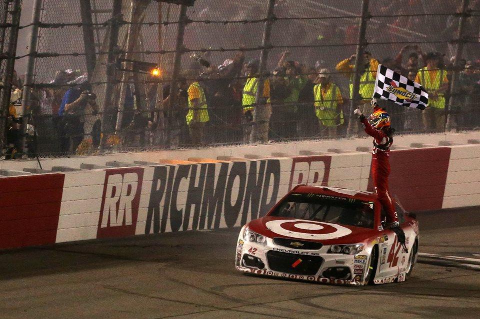 Richmond Raceway - Kyle Larson