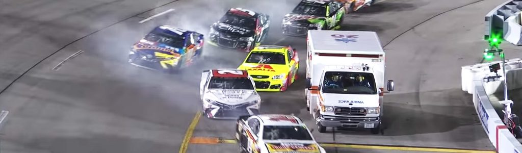 Richmond Raceway ambulance addressed by NASCAR