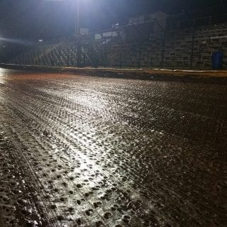 Richmond Raceway dirt track for sale