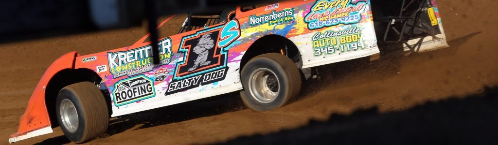 Rick Salter on cutting costs in dirt late model racing