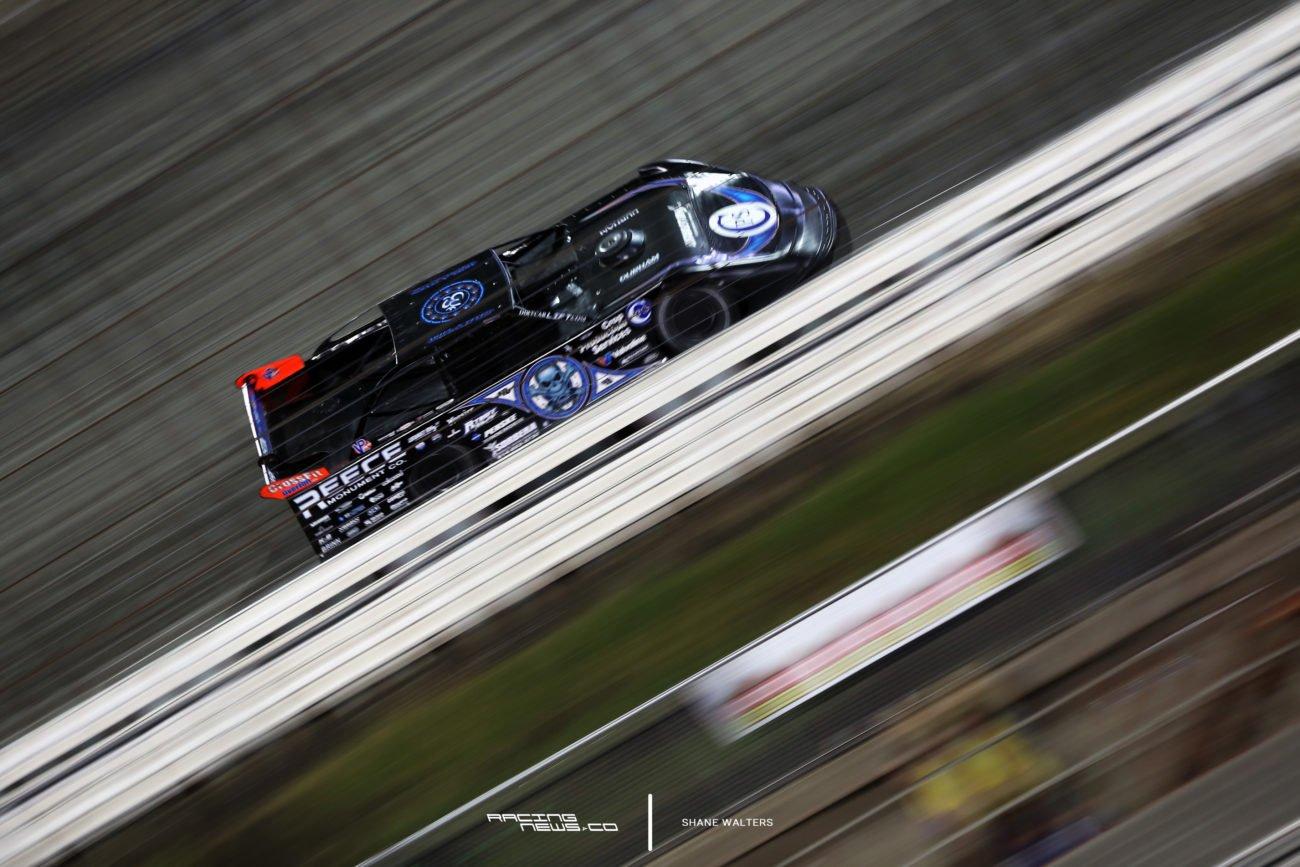 Scott Bloomquist at Knoxville Raceway 5375
